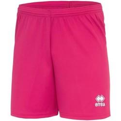 Odjeća Djeca Bermude i kratke hlače Errea Short enfant  Skin fuchsia