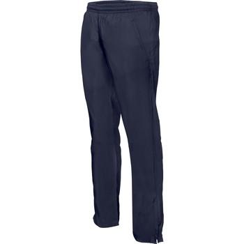 Odjeća Muškarci  Donji dio trenirke Proact Pantalon de survêtement ajustée bleu marine