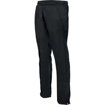 Odjeća Muškarci  Donji dio trenirke Proact Pantalon de survêtement ajustée noir