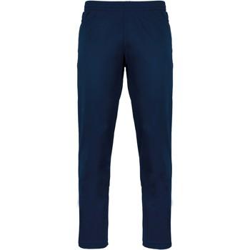 Odjeća Donji dio trenirke Proact Pantalon de survêtement bleu marine