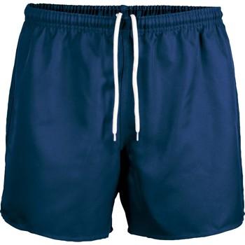 Odjeća Bermude i kratke hlače Proact Short Praoct Rugby bleu royal/bleu