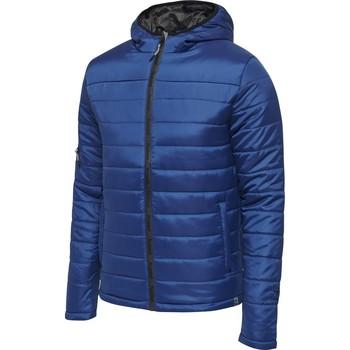Odjeća Muškarci  Pernate jakne Hummel Parka  Quilted North bleu foncé