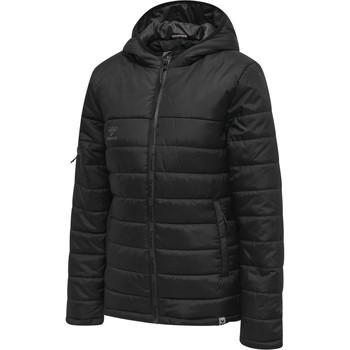 Odjeća Žene  Pernate jakne Hummel Veste femme  Quilted North noir/gris anthracite