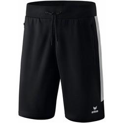 Odjeća Muškarci  Bermude i kratke hlače Erima Short  Worker Squad noir/blanc