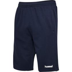 Odjeća Muškarci  Bermude i kratke hlače Hummel Short  hmlGO cotton bleu marine