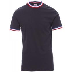 Odjeća Muškarci  Majice kratkih rukava Payper Wear T-shirt Payper Flag bleu roi/italie