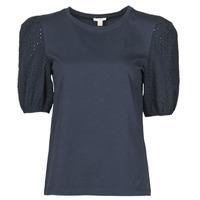 Odjeća Žene  Majice kratkih rukava Esprit T-SHIRTS Crna