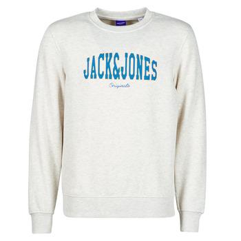 Odjeća Muškarci  Sportske majice Jack & Jones JORHART Bijela