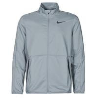 Odjeća Muškarci  Gornji dijelovi trenirke Nike DF TEAWVN JKT Siva / Crna
