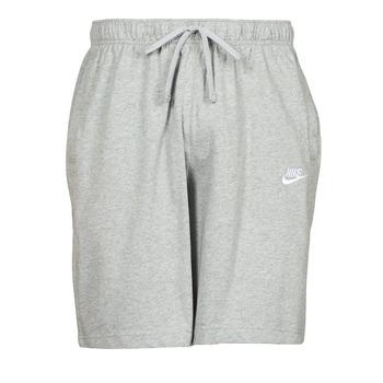 Odjeća Muškarci  Bermude i kratke hlače Nike NSCLUB JGGR JSY Siva / Bijela