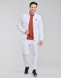 Odjeća Muškarci  Dvodijelne trenirke Nike NSSPE TRK SUIT PK BASIC Bijela / Crna
