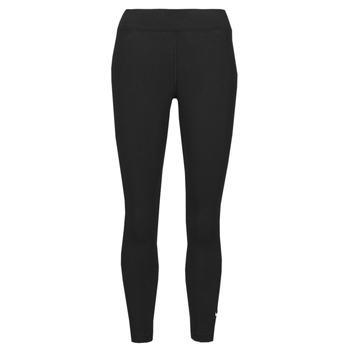 Odjeća Žene  Tajice Nike NSESSNTL 7/8 MR LGGNG Crna / Bijela