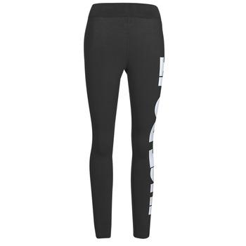 Odjeća Žene  Tajice Nike NSESSNTL GX HR LGGNG JDI Crna / Bijela