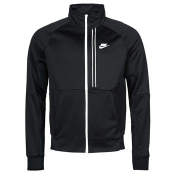 Odjeća Muškarci  Gornji dijelovi trenirke Nike NSTE N98 PK JKT TRIBUTE Crna / Bijela