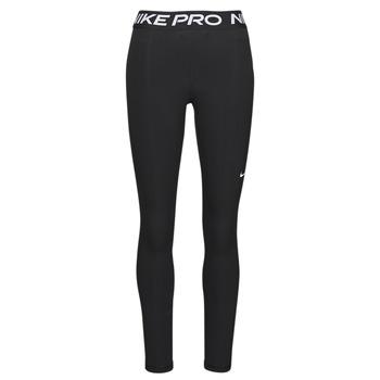Odjeća Žene  Tajice Nike NIKE PRO 365 TIGHT Crna / Bijela