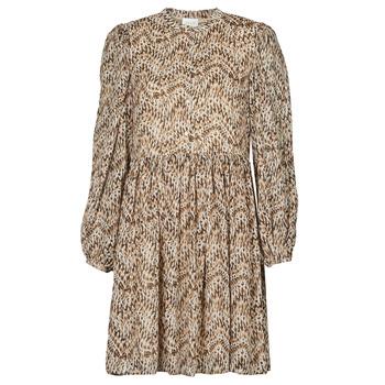 Odjeća Žene  Kratke haljine Vila VISUNARA Bež