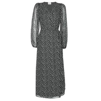 Odjeća Žene  Duge haljine Vila VICELIMA Crna