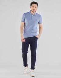 Odjeća Muškarci  Chino hlačei hlače mrkva kroja Selected SLHSLIM-MILES FLEX Blue