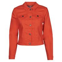 Odjeća Žene  Traper jakne Noisy May NMDEBRA Red