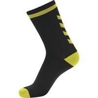 Modni dodaci Čarape Hummel Chaussettes  Elite Indoor Low noir/jaune