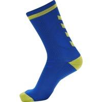 Modni dodaci Čarape Hummel Chaussettes  Elite Indoor Low bleu foncé/jaune