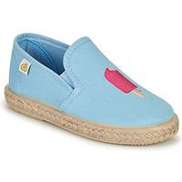 Obuća Djevojčica Balerinke i Mary Jane cipele Citrouille et Compagnie OCELESTE Blue / Nebesko plava