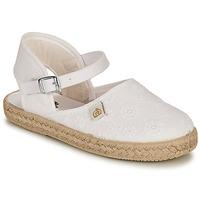 Obuća Djevojčica Balerinke i Mary Jane cipele Citrouille et Compagnie ORINO Bijela