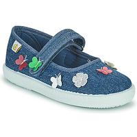 Obuća Djevojčica Balerinke i Mary Jane cipele Citrouille et Compagnie OXINA Blue