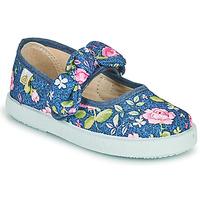 Obuća Djevojčica Balerinke i Mary Jane cipele Citrouille et Compagnie OZETTE Blue