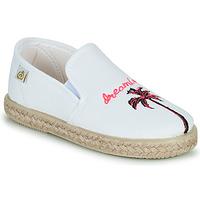 Obuća Djevojčica Balerinke i Mary Jane cipele Citrouille et Compagnie OWAT Bijela