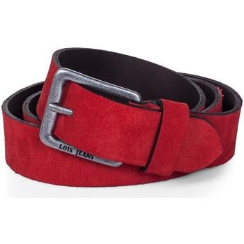 Tekstilni dodaci Remeni Lois Velvet Colors Crveni