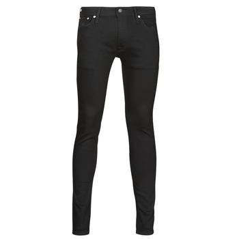 Odjeća Muškarci  Slim traperice Jack & Jones JJILIAM Crna