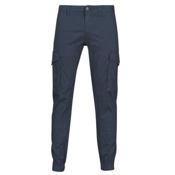 Odjeća Muškarci  Cargo hlače Jack & Jones JJIPAUL Blue