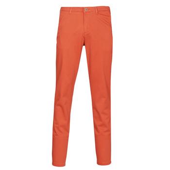 Odjeća Muškarci  Chino hlačei hlače mrkva kroja Jack & Jones JJIMARCO Red