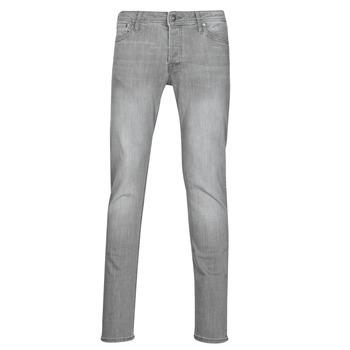Odjeća Muškarci  Slim traperice Jack & Jones JJIGLENN Siva