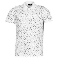 Odjeća Muškarci  Polo majice kratkih rukava Jack & Jones JJMINIMAL Bijela