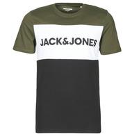 Odjeća Muškarci  Majice kratkih rukava Jack & Jones JJELOGO Kaki