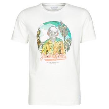 Odjeća Muškarci  Majice kratkih rukava Jack & Jones JORDAAYS Bijela