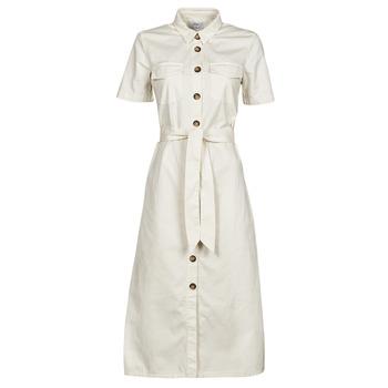 Odjeća Žene  Duge haljine Betty London ODRESS Krem boja