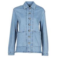 Odjeća Žene  Traper jakne Betty London OVEST Blue