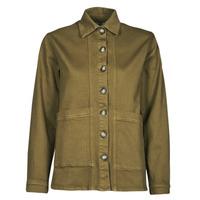 Odjeća Žene  Traper jakne Betty London OVEST Kaki