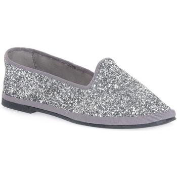 Obuća Žene  Balerinke i Mary Jane cipele Priv Lab GLITTER ARGENTO Grigio