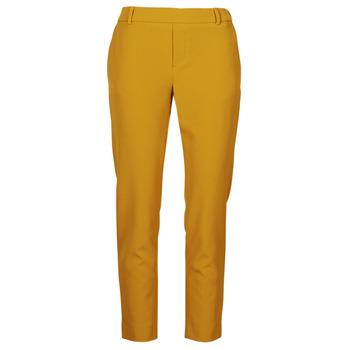 Odjeća Žene  Chino hlačei hlače mrkva kroja Only ONLGLOWING Žuta