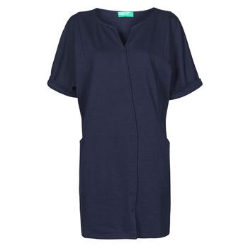 Odjeća Žene  Kratke haljine Benetton CAMILA Blue