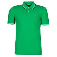 Odjeća Muškarci  Polo majice kratkih rukava Benetton 3WG9J3181-108 Zelena