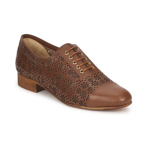 Obuća Žene  Derby cipele Moschino Cheap & CHIC PEONIA Smeđa