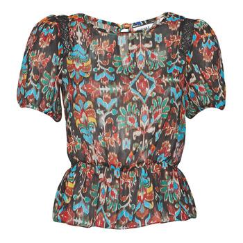 Odjeća Žene  Topovi i bluze Naf Naf MELIS C1 Multicolour