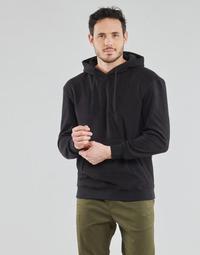 Odjeća Muškarci  Puloveri Schott PLHOOD20 Crna