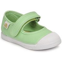 Obuća Djevojčica Balerinke i Mary Jane cipele Citrouille et Compagnie APSUT Boja pistacije