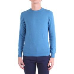 Odjeća Muškarci  Puloveri Bramante D8001 Azzurro